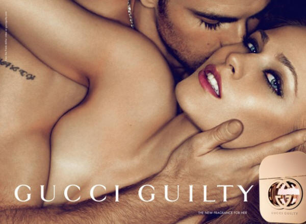 ���� ������ ��� (Evan Rachel Wood) � ������� Gucci Guilty �� Gucci