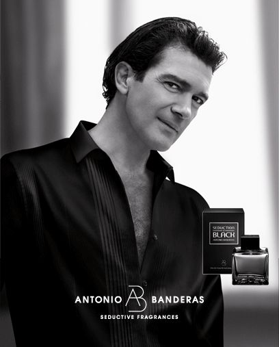Антонио Бандерас (Аntonio Banderas) Seduction in Black