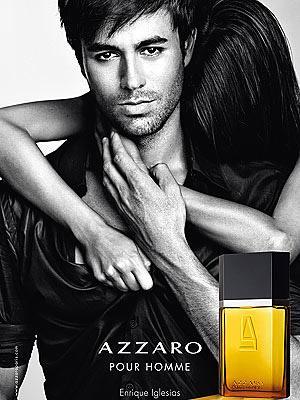 Энрике Иглесиас (Enrique Iglesias) Azzaro Pour Homme