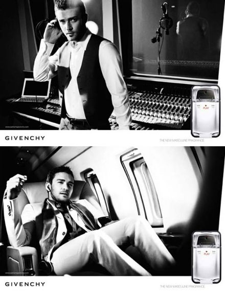Джастин Тимберлейк (Justin Timberlake) Givenchy Play