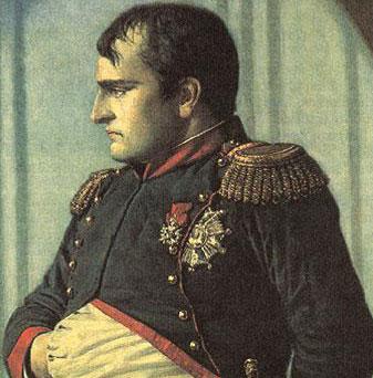 Изобретатель туалетной воды - Наполеон Бонапарт