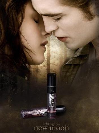 Robert Pattinson and Kristen Steawart in New Moon (Роберт Паттинсон и Кристин Стюарт) - Эдвард и Белла, Новолуние