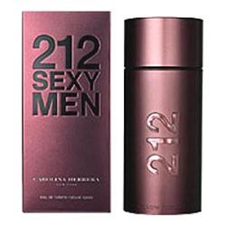 Аромат 212 Sexy Men от дизайнера Carolina Herrera CH Men Sport