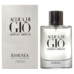 Аромат Acqua di Gio Essenza pour Homme от дизайнера Emporio Armani Diamonds Intense