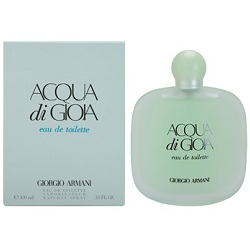 Аромат Acqua di Gioia Eau de Toilette от дизайнера Emporio Armani Diamonds Intense