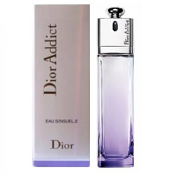 Аромат Addict Eau Sensuelle от дизайнера Sauvage Christian Dior