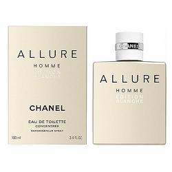 Аромат Allure Homme Blanche от дизайнера Chanel Gabrielle