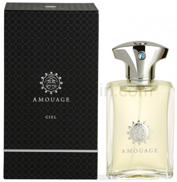 Аромат Amouage Ciel Men от дизайнера Amouage Reflection Women