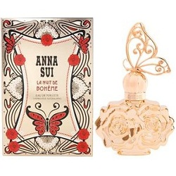 Аромат Anna Sui La Nuit de Boheme от дизайнера Anna Sui Night of Fancy
