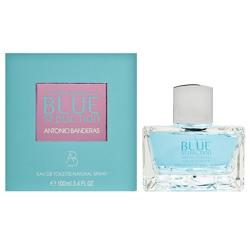Аромат Antonio Banderas Blue Seduction For Women от дизайнера Antonio Banderas King of Seduction Absolute