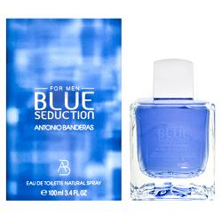 Аромат Antonio Banderas Blue Seduction от дизайнера Antonio Banderas King of Seduction Absolute