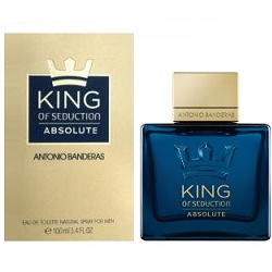 Аромат Antonio Banderas King of Seduction Absolute от дизайнера Antonio Banderas King of Seduction Absolute