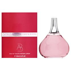 Аромат Antonio Banderas Spirit For Women от дизайнера Antonio Banderas King of Seduction Absolute