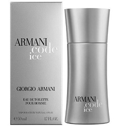 Аромат Armani Code Ice от дизайнера Emporio Armani Diamonds Intense