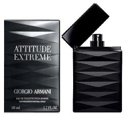 Аромат Attitude Extreme от дизайнера Armani Code For Women Eau De Toilette