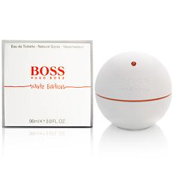Аромат Boss In Motion White Edition от дизайнера Hugo Boss