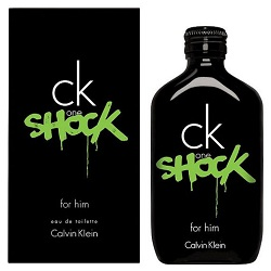 Аромат CK One Shock For Him от дизайнера CK Free