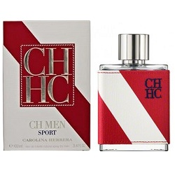 Аромат Carolina Herrera CH Men Sport от дизайнера 212 Men Pop!