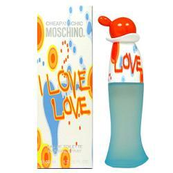 Аромат Moschino Cheap and Chic I Love Love от дизайнера Moschino Glamour