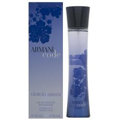Аромат Armani Code For Women Eau De Toilette от дизайнера Acqua di Gio