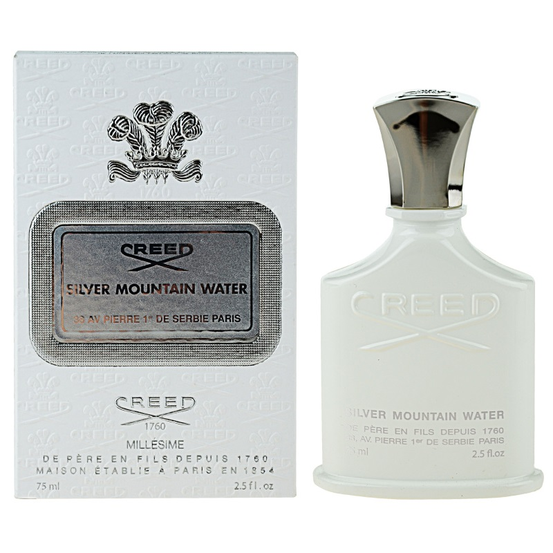 Аромат Creed Silver Mountain Water от дизайнера Creed