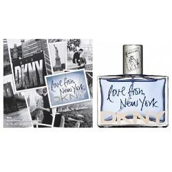 Аромат DK DKNY Love From New York For Men от дизайнера DKNY Be Delicious Men