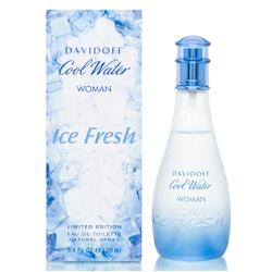 Аромат Davidoff Cool Water Ice Fresh Woman от дизайнера Davidoff Cool Water