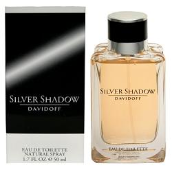 Аромат Davidoff Silver Shadow от дизайнера Davidoff Cool Water
