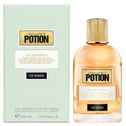 Аромат Dsquared2 Potion for Women  от дизайнера She Wood