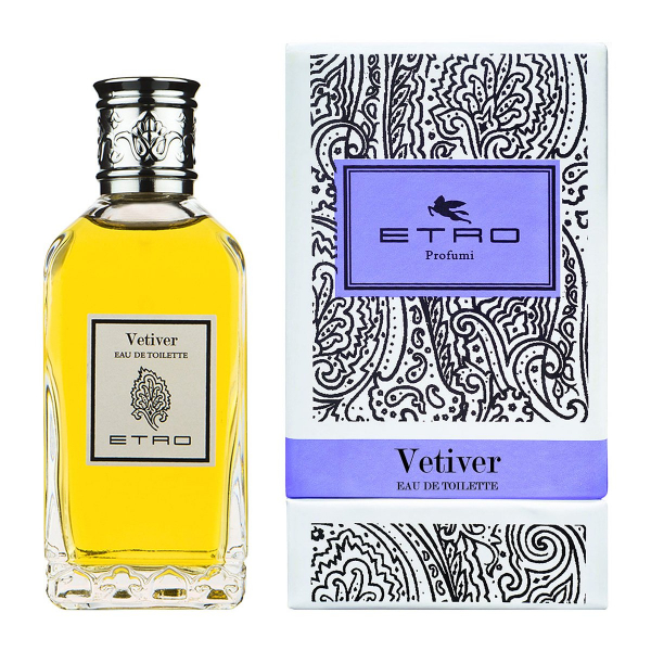 Аромат Etro Vetiver от дизайнера Etro Patchouly