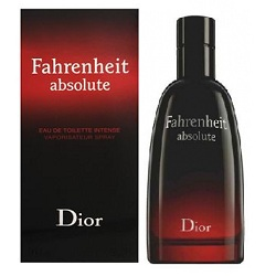 Аромат Fahrenheit Absolute от дизайнера Sauvage Christian Dior