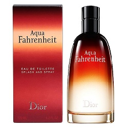 Аромат Fahrenheit Aqua от дизайнера Sauvage Christian Dior