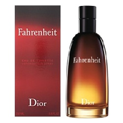 Аромат Fahrenheit от дизайнера Sauvage Christian Dior