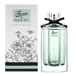 Аромат Flora by Gucci Glamorous Magnolia от дизайнера Gucci Guilty Diamond Limited Edition
