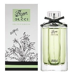 Аромат Flora by Gucci Gracious Tuberose от дизайнера Flora by Gucci Gorgeous Gardenia