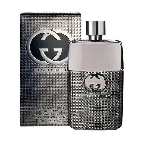 Аромат Gucci Guilty Studs Pour Homme от дизайнера Gucci