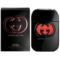 Аромат Gucci Guilty Black от дизайнера Flora by Gucci Gorgeous Gardenia