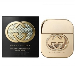 Аромат Gucci Guilty Diamond Limited Edition от дизайнера Flora by Gucci Gorgeous Gardenia
