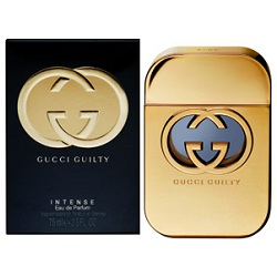 Аромат Gucci Guilty Intense  от дизайнера Flora by Gucci Gorgeous Gardenia