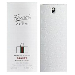 Аромат Gucci by Gucci Sport Pour Homme Travel от дизайнера Flora by Gucci Eau Fraiche