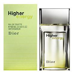 Аромат Higher Energy от дизайнера Sauvage Christian Dior