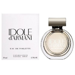 Аромат Idole d Armani Eau de Toilette от дизайнера Emporio Armani Diamonds Intense