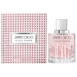 Аромат Jimmy Choo Illicit Flower от дизайнера Jimmy Choo