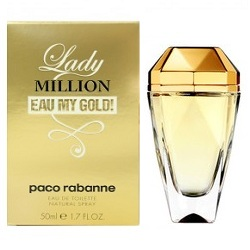 Аромат Lady Million Eau My Gold! от дизайнера 1 MILLION Intense