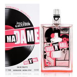Аромат Ma Dame Rose n Roll от дизайнера Gaultier Le Male