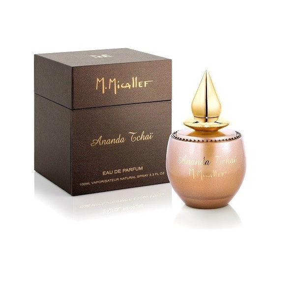 Аромат Michallef Ananda Tchai Women от дизайнера Michallef Ananda Black Women