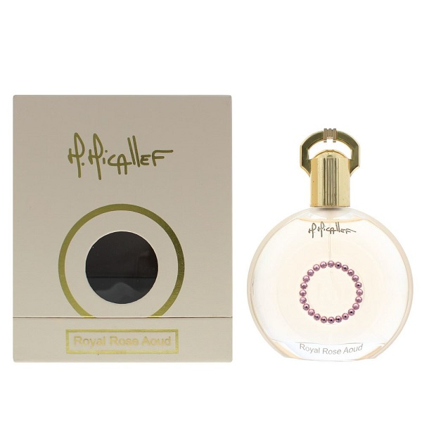 Аромат Michallef Royal Rose Aoud от дизайнера Michallef Ananda Black Women