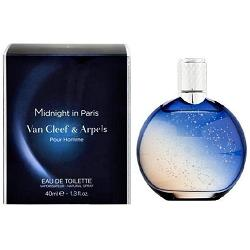 Аромат Midnight in Paris Van Cleef And Arpels от дизайнера Van Cleef And Arpels