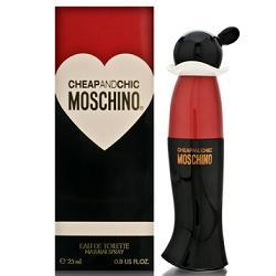 Аромат Moschino Cheap and Chic от дизайнера Moschino Glamour