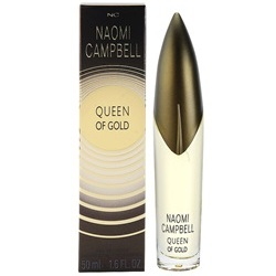 Аромат Naomi Campbell Queen of Gold от дизайнера Naomi Campbell
